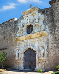 San Jose Mission Door