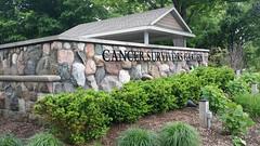 At the Cancer Survivors Garden on Wonderland Road (Jim Shreve) Tags: ontario green garden greenery tribute londonontario