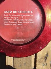farigola (Núria Farregut) Tags: plate girona recipes iphone tempsdeflors