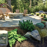 """Gorgeous Fire Pit by Greenhaven Landscapes <a style=""""margin-left:10px; font-size:0.8em;"""" href=""""http://www.flickr.com/photos/117326093@N05/18164673039/"""" target=""""_blank"""">@flickr</a>"""