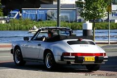 Porsche 911 Carrera (timvanessen) Tags: haarlem spaarne convertible bp cabrio cabriolet spaarndamseweg 2ktz56