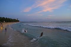 06012015_035_ (ALOHA de HAWAII) Tags: hawaii oahu bodysurfer waikikisunset