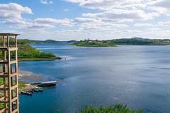 Boqueiro Lake. Paraba - Brasil. (valmirmacario) Tags: brazil lake water brasil river lago barragem boqueiro landascape paraba