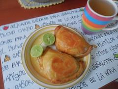Empanadas Criollas - Peruanas (PingKeu) Tags: empanada empanadascriollas foodperuvian