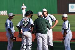 Baseball-vs-Old Dominion (G1), 5/6, Chris Crews, DSC_4563 (Niner Times) Tags: old baseball charlotte 49ers ncaa unc monarchs d1 dominion uncc cusa ninermedia