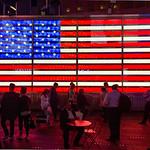 'Electronic U.S. Flag' -- Times Square New York (NY) April 2016 thumbnail
