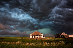 Waves (Mike Olbinski Photography) Tags: rain hail clouds texas farms thunderstorm spearman abandonedbuildings stormchasing whalesmouth shelfcloud canon1635mm28l canon5dmarkiii 20160516