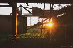 Forsaken (Damian Carvajal Araos) Tags: light atardecer golden twilight hour forsaken crepusculo aire libre dorado abandonado horadorada