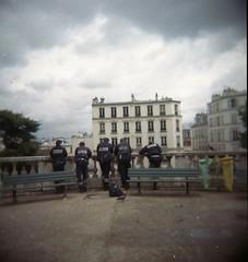 Tout le monde dteste la police (TroppoBianca) Tags: paris riot police montmartre sacrecoeur parigi sbirri maggio2016