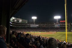 (atdelisle) Tags: game sports baseball fenway ballpark