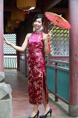 DP1U6781 (c0466art) Tags: old light portrait building girl beautiful smile canon pose garden nice eyes pretty slim natural action sweet outdoor gorgeous jenny chinese figure tall charming elegant   1dx c0466art