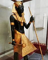 Tutankhamun (Amberinsea Photography) Tags: egypt cairo tutankhamun cairomuseum amberinseaphotography