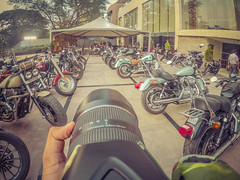 First Person Shooting (India Unsung) Tags: camera beauty bike lens photography photo hands nikon colorful heaven pov muscular photographers harley harleydavidson heat biker fps photooftheday tamaron d810 nikonphotographer nikonphotography nikond810 photographyislife