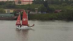 The Golden Rule (David A's Photos) Tags: oregon sailboat portland peace willametteriver multnomah rosefestival vfp veteransforpeace goldenrule june2016