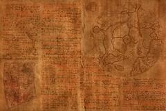 Hyperborean Manuscript (Wyrmworld) Tags: ancient map parchment papyrus scroll hyperborea hyperborean