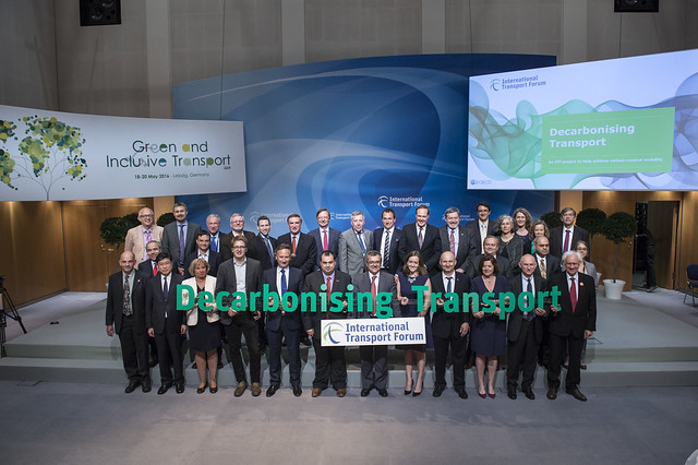 Partners on a pathway to carbon-neutral mobility
