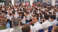 DSC00862 (Nguyen Vu Hung (vuhung)) Tags: school graduation newton grammar 2016 2015 1g1 nguynvkanh kanh 20160524