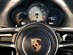 (Pete Rocks) Tags: wheel nikon steering cluster flash dial sigma porsche ocf speedo rev strobe gt4 detailing minutia 1835mm strobist d7000
