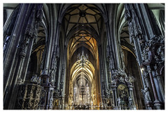 Stephansdom (J.a.Salgado) Tags: vienna wien cold church architecture austria nikon colours cathedral roadtrip tokina indoors d750 stephansdom arquitecture ststephencathedral tokina1116f28 nikond750