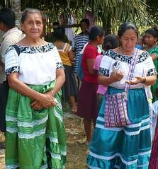 Mopan Maya Women Belize Blouses (Teyacapan) Tags: mopan maya belize blouses