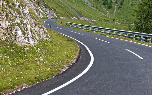 Nockalm High Alpine Road