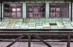 The Patchwork of Centuries (thewhitewolf72) Tags: dresden zwinger kupferblech patina gelnder stein fenster transparent galerie glas
