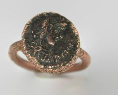 These are one of my (alaridesign) Tags: these one more popular made order rings with genuine roman coins coin unique historical imagine who held this over 1 handmade alari alaridesign ancientcoin ancientcoinring ancientromancoin bronzecoinring coinring coppercoinring copperring genuineromancoin historicalring jewelry mensring ring romancoin romancoinring
