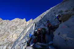 Fessure tra il Granito (Roveclimb) Tags: mountain montagna alps alpi alpinismo car caralto adamello trentino tione pelugo borzago mountaineering alpinism viacerana parete wall stone roccia arrampicata klettern climbing rock montecaralto adventure