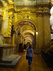 Iglesia de la Compaia de Jess Quito Ecuador 11 (Rafael Gomez - http://micamara.es) Tags: iglesia de la compaia jess quito ecuador el convento san ignacio loyola jesus templo salomon america del sur