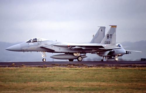 USAF F-15C  84-013 BT