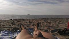 nackt in der nordsee