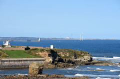 Charlies Garden, Rocky Island and Newbiggin by the Sea (DavidWF2009) Tags: northumberland seatonsluice charliesgarden rockyisland sea rocks newbigginbythesea