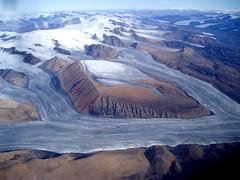 Glaciers on Axel Heiberg Island, Nunavut (M. Carpentier) Tags: canada ice montagne north arctic glaciers nunavut nord glace montains arctique
