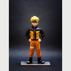Naruto Uzumaki (l45so) Tags: stilllife anime toys cartoon naruto toysphotography