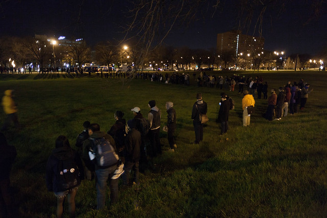 Chicago_Freddie_Gray_Protester_Take_UC_Lawn.jpg