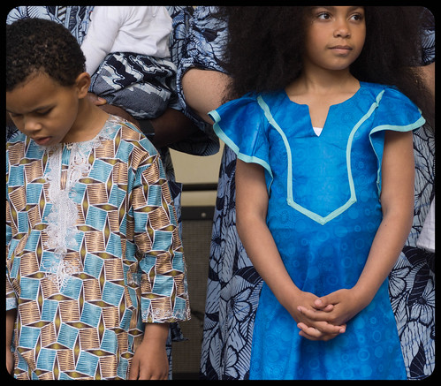 THE BEST DRESSED PEOPLE AT AFRICA DAY 2015 [FARMLEIGH HOUSE IN DUBLIN] REF-104483