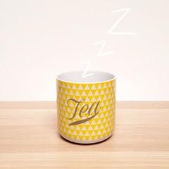 Tea time (ingridesign) Tags: hot home yellow shopping tea storage mug jar teatime brew zzz hotdrink homeware timefortea maisonsdumonde tealovers