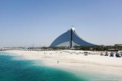 DSCF9171 (opnwong) Tags: city travel sea beach dubai fuji uae places location burjalarab fujifilm sands ae jumeirah traveler 2015 fujicolour fujix100s