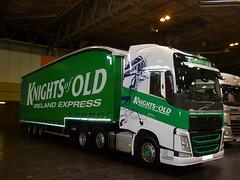 Multimodal 2016 Birmingham NEC (gardnergav) Tags: truck volvo exhibition lorry shipping fh artic logistics 2016 multimodal fowarding knightsofold irelandexpress