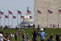 Washington Monument Grounds (smata2) Tags: monument washingtondc dc memorial washingtonmonument warmemorial veday nationscapital nationalworldwartwomemorial wwiiveteransremembrance
