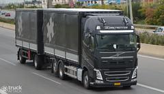 Volvo FH540 GL4 XL - Mikroulis Transport (Avramidis_Alex) Tags: truck hellas greece lorry camion clutch gr dual tilt fh xl gl globetrotter lkw gl4  drawbar fh540 fh4 mikroulis