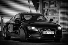 Audi TT (Black Mamba PM) Tags: black car sport audi sportcar
