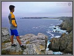 Finis-terre (filippi antonio) Tags: ocean sea cliff seascape france water landscape coast brittany mare bretagne atlantic francia paesaggio roch waterscape scogliera finistere bretagna merdiroise pointedutoulinguet