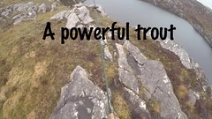 Assynt, Buzzard's Loch, Clachtoll area, the 17th of May 2016 (Trouts of Assynt) Tags: fishing trout assynt