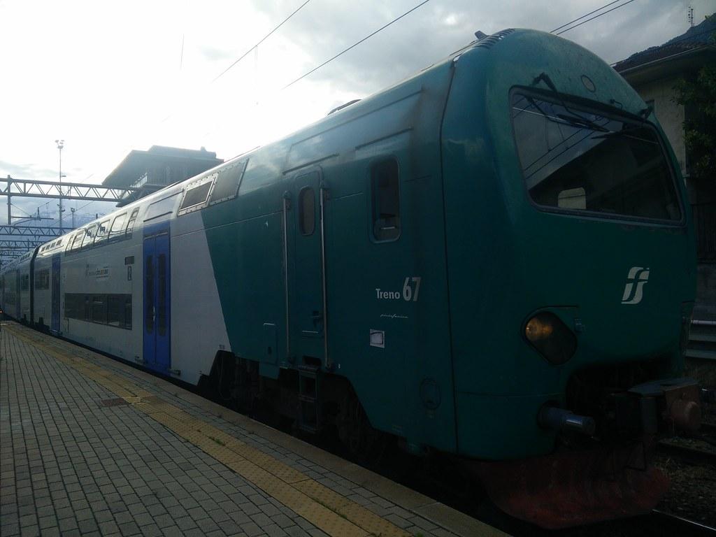 The world 39 s best photos of ferroviario and treni flickr - Treni porta susa ...