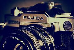 When I was a Child... I had a Fujica (Giuseppe Tripodi) Tags: camera macro reflex fuji fujica analogic fujicastx1n xfujinon macromondays