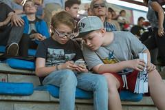 Steelsharks vs Corinthian Lions (karlhans) Tags: football american match traun steelsharks wwwf16pluscom