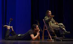 Fortini (Compagnia Centrale dell'Arte) Tags: resistenza 25aprile teatroscuola francofortini teatrocivile ilsoldato lauraforti mariondamburgo