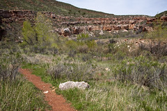 Red Mountain Open Space (Tom Z Dixon) Tags: county red mountain rock landscape colorado open space trail bent larimer