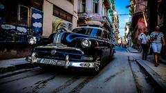 El Batmovil, La Habana (pepoexpress - A few million thanks!) Tags: urban cars wow nikon cuba streetphotography coches lahabana d600 nikond600 1424afs pepoexpress d6001424mm tresdasenlahabana
